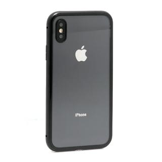 Futrola Magnetic frame za Iphone X crna