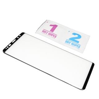 Folija za zastitu ekrana GLASS 3D za Samsung N960F Galaxy Note 9 zakrivljena crna