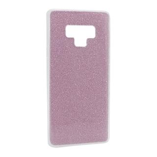 Futrola silikon GLITTER za Samsung N960F Galaxy Note 9 roze