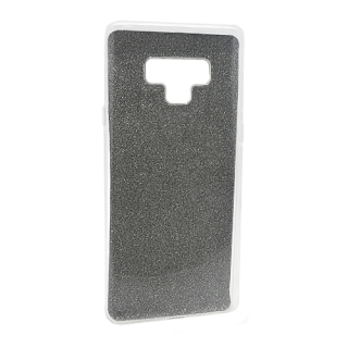 Futrola silikon GLITTER za Samsung N960F Galaxy Note 9 siva