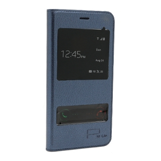Futrola BI FOLD SMART VIEW za Huawei P10 Lite teget