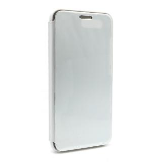 Futrola BI FOLD CLEAR VIEW za Huawei Honor 10 srebrna