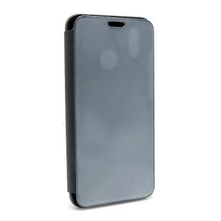 Futrola BI FOLD CLEAR VIEW za Huawei P20 Lite crna