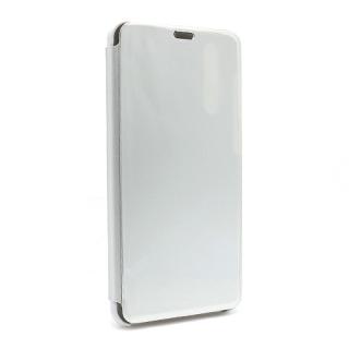 Futrola BI FOLD CLEAR VIEW za Huawei P20 Pro srebrna