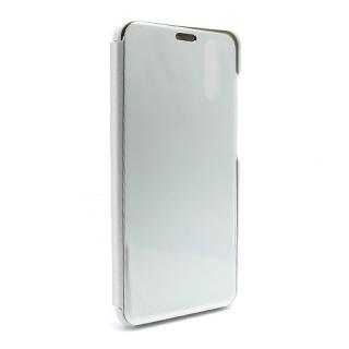 Futrola BI FOLD CLEAR VIEW za Huawei P20 srebrna