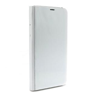 Futrola BI FOLD CLEAR VIEW za Iphone X/ Iphone XS srebrna