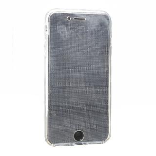 Futrola silikon 360 za Iphone 7 Plus/ Iphone 8 Plus providna