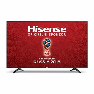 HISENSE 50inch H50A6100 Smart LED 4K UHD digital LCD TV