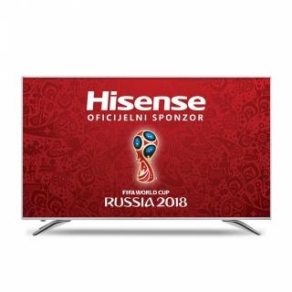 HISENSE 50inch H50A6500 Smart LED 4K Ultra HD digital LCD TV