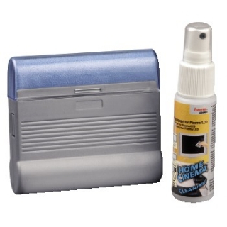 Sredstvo za čišćenje PLAZMA/LCD ekrana gel + tkanina + držač tkanine