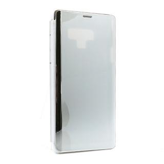 Futrola BI FOLD CLEAR VIEW za Samsung N960F Galaxy Note 9 srebrna