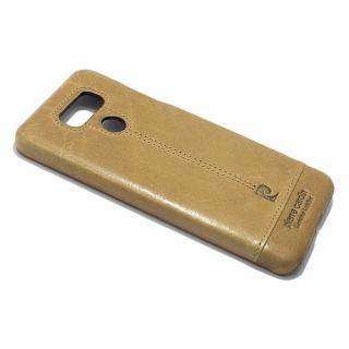 Futrola PIERRE CARDIN PCL-P03 za LG G6 H870 braon