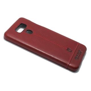 Futrola PIERRE CARDIN PCL-P03 za LG G6 H870 crvena