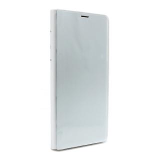 Futrola BI FOLD CLEAR VIEW za Samsung G965F Galaxy S9 Plus srebrna