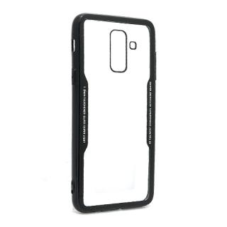 Futrola BACK CLEAR za Samsung A605G Galaxy A6 Plus 2018 crna