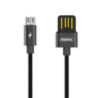 USB data kabal REMAX TINNED COPPER RC-080m micro crni 1.2m