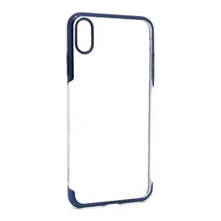 Futrola BASEUS Glitter za Iphone XS Max plava