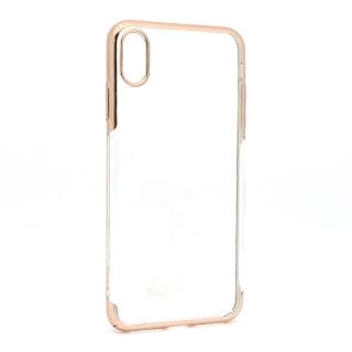 Futrola BASEUS Glitter za Iphone XS Max zlatna