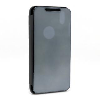 Futrola BI FOLD CLEAR VIEW za Iphone XS Max crna