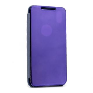 Futrola BI FOLD CLEAR VIEW za Iphone XS Max ljubicasta
