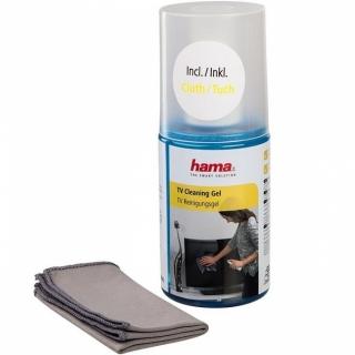 Sredstvo za čišćenje PLAZMA/LCD ekrana gel + tkanina 49645