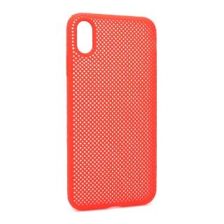 Futrola Breath soft za Iphone XS Max crvena