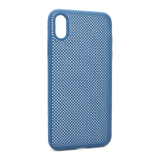 Futrola Breath soft za Iphone XS Max plava