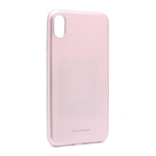 Futrola Jelly za Iphone XS Max roze