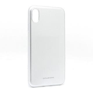Futrola Jelly za Iphone XS Max srebrna