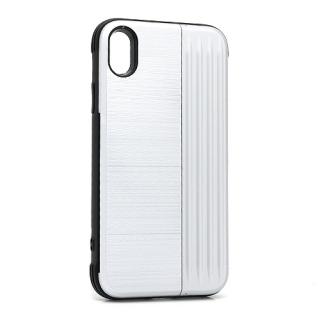 Futrola Pocket Holder za Iphone XR srebrna