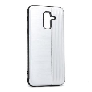 Futrola Pocket Holder za Samsung A605G Galaxy A6 Plus 2018 srebrna