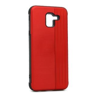 Futrola Pocket Holder za Samsung J600F Galaxy J6 2018 crvena