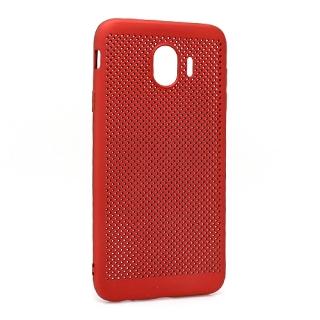 Futrola silikon BREATH za Samsung J400F Galaxy J4 2018 crvena