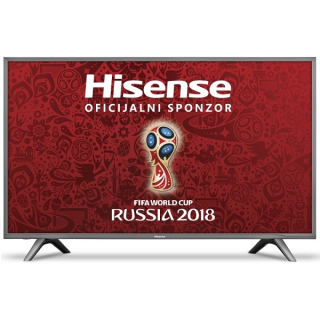 HISENSE 43 inca  H43N5700 Smart WiFi 4K Ultra HD