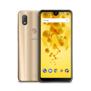 WIKO View 2 DS Gold