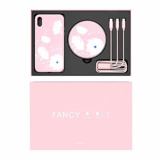 NILLKIN Fancy gift set Iphone X roze