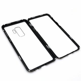 Futrola Magnetic Frame za Samsung G965F Galaxy S9 Plus crna