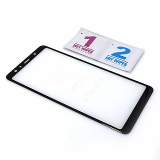 Folija za zastitu ekrana GLASS 5D za Samsung A750F Galaxy A7 2018 crna