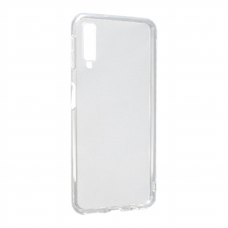 Futrola ULTRA TANKI PROTECT silikon za Samsung A750F Galaxy A7 2018 bela