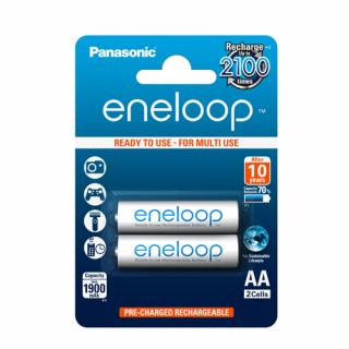 Baterija NiMH punjiva Eneloop 1.2V 2000mAh AA 2/1 blister PANASONIC