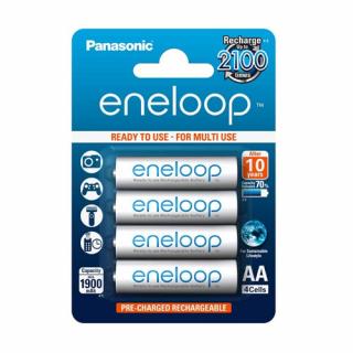 Baterija NiMH punjiva Eneloop 1.2V 2000mAh AA 4/1 blister PANASONIC