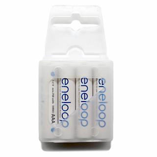 Baterija NiMH punjiva Eneloop 1.2V 800mAh AAA 4/1 box PANASONIC