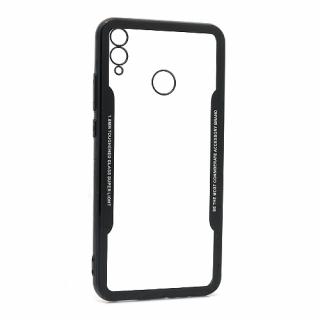 Futrola BACK CLEAR za Huawei Honor 8X crna