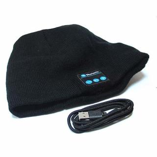 Bluetooth kapa crna