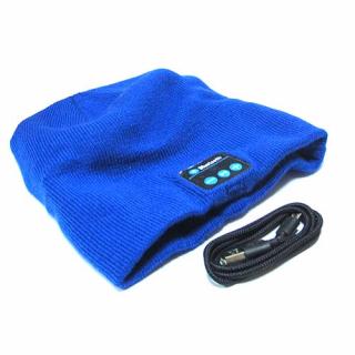 Bluetooth kapa plava