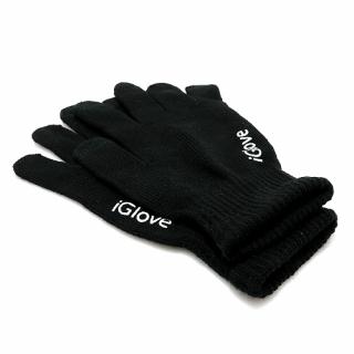 Touch control rukavice iGlove crne