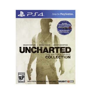PS4 Uncharted Collection HITS