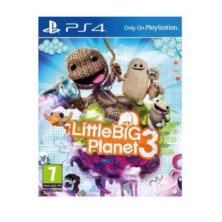 PS4 Little Big Planet 3 HITS
