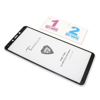 Folija za zastitu ekrana GLASS 2.5D za Samsung A920F Galaxy A9 2018 crna