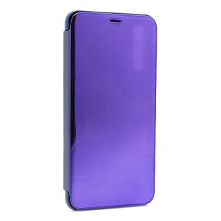 Futrola BI FOLD CLEAR VIEW za Samsung A750F Galaxy A7 2018 ljubicasta